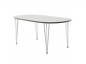 ovalt köksbord 180 cm längd