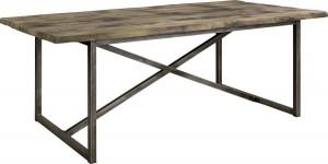 rustikt matbord köksbord